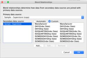 filtri cross data source