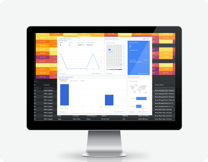 Estensione Dashboard Usage di Tableau - Visualitics