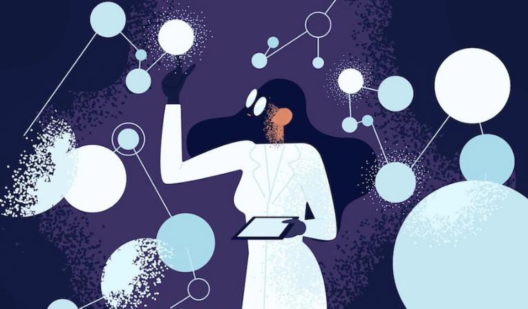 Giornata internazionale delle donne e delle ragazze nella scienza - Visualitics