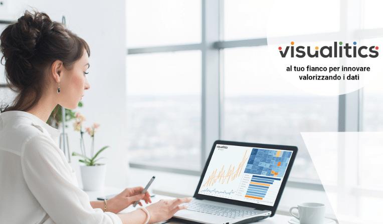 La Brand Identity di Visualitics si rinnova